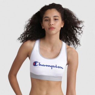 """Brassière Champion Y083G """"The Absolute Workout"""" Blanc"""